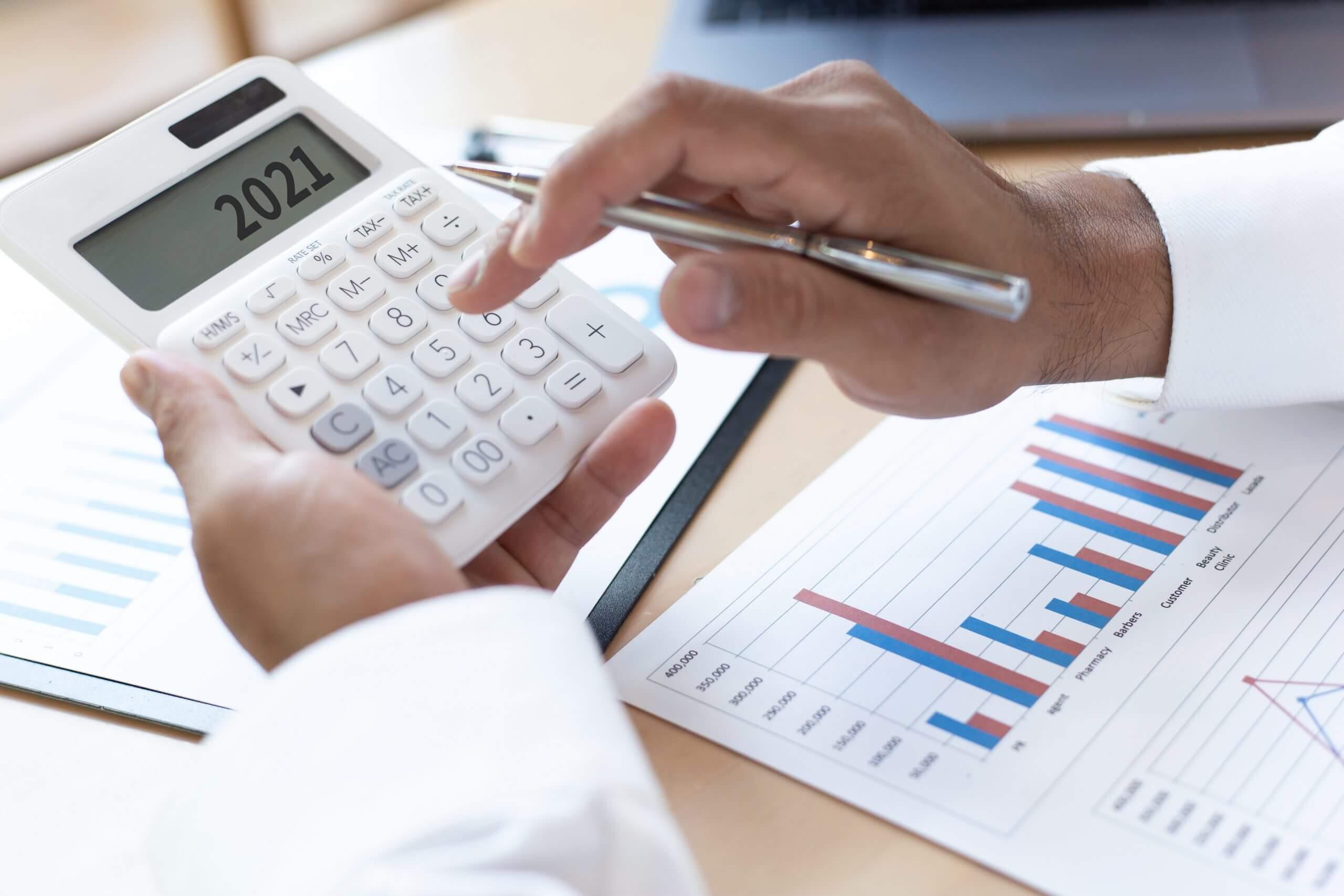 תקציב עסקי 2021